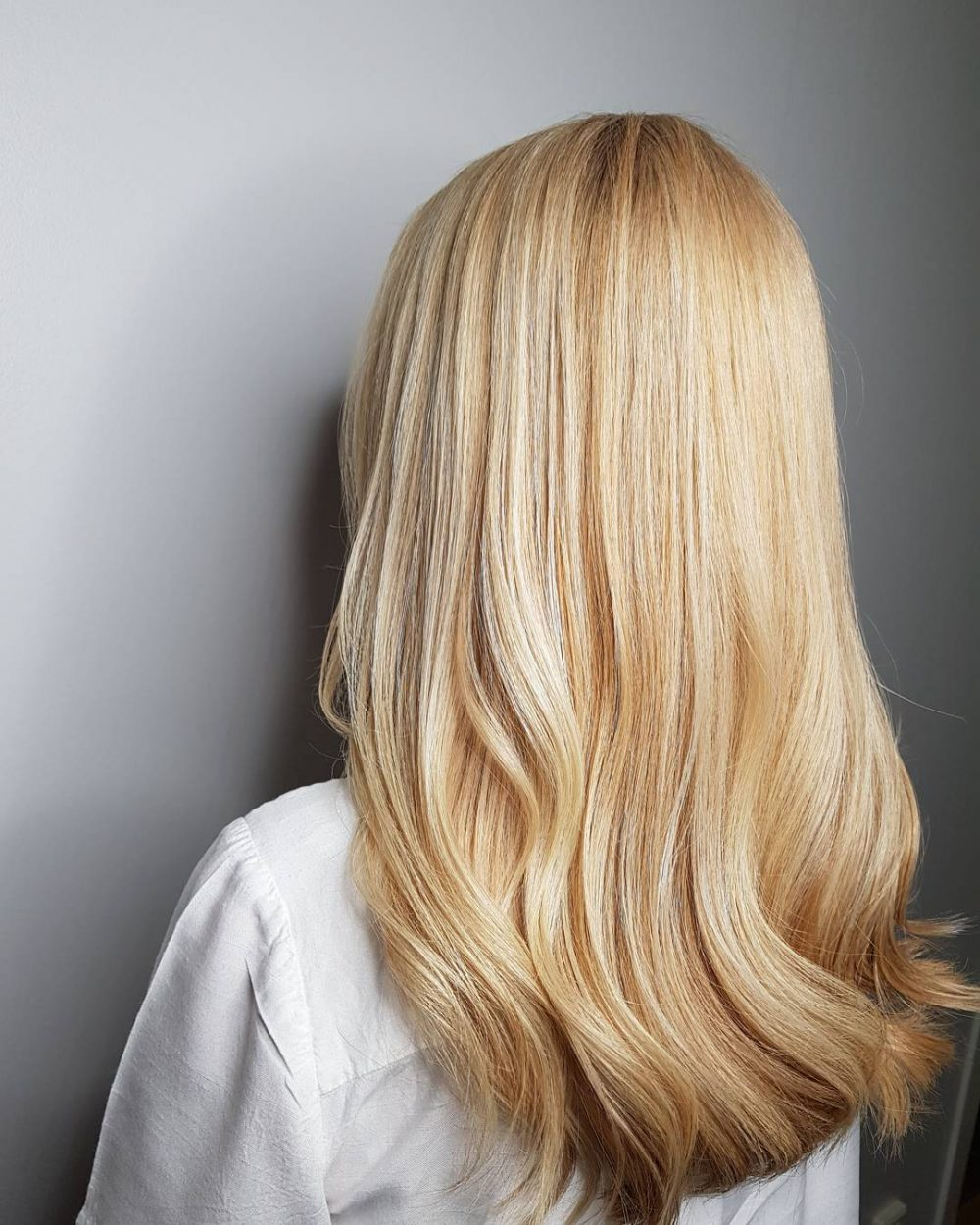Luxurious & Natural hairstyle
