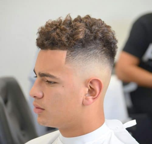 34 Best Men\u0027s Hairstyles for Curly Hair (Trending in 2019)