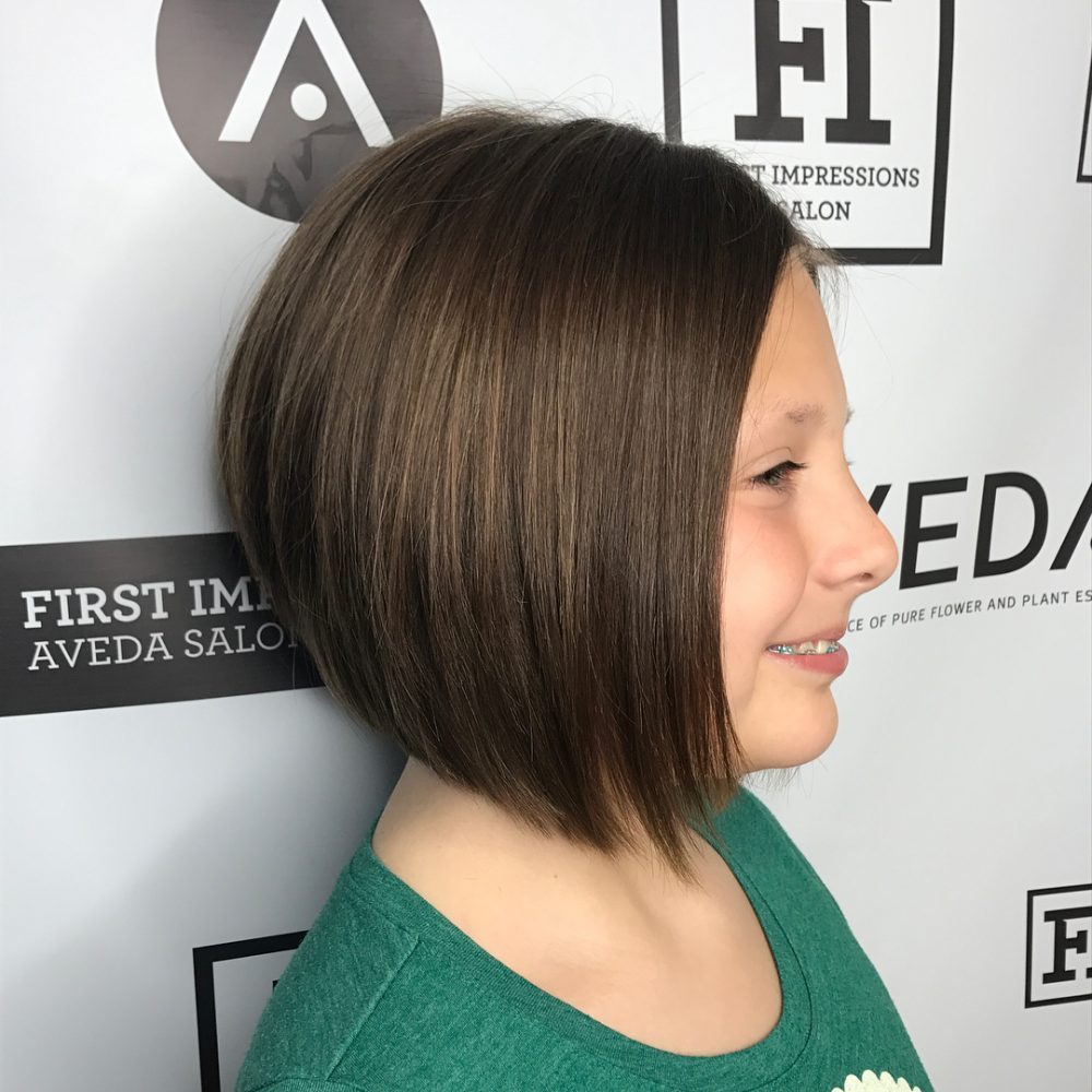 Manageable Bob hairstyle