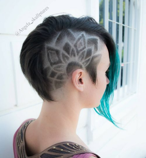 18 Raddest Undercut Hairstyles for Women in 2019