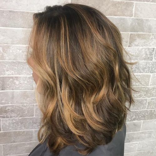 35 Stunning Brown Hair With Highlights For 2019