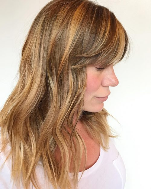 Long Hairstyles With Side Bangs And Layers 48