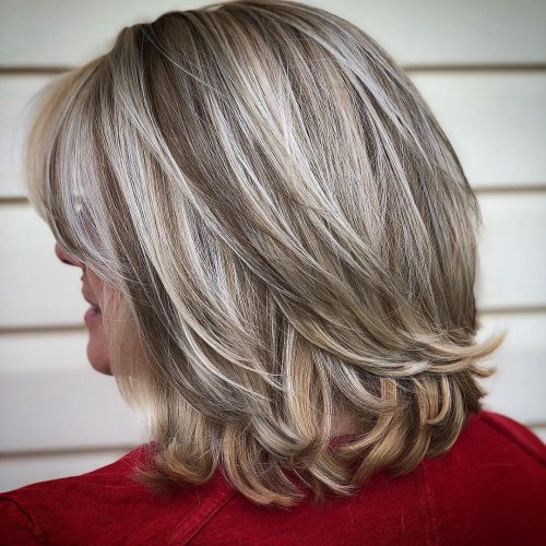 33 Youthful Hairstyles And Haircuts For Women Over 50 In 2020