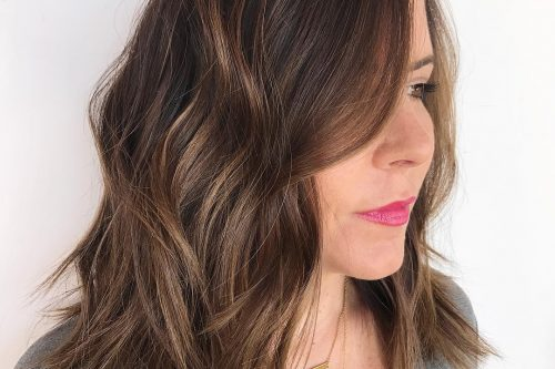 See pictures of this winter's hair trends for women