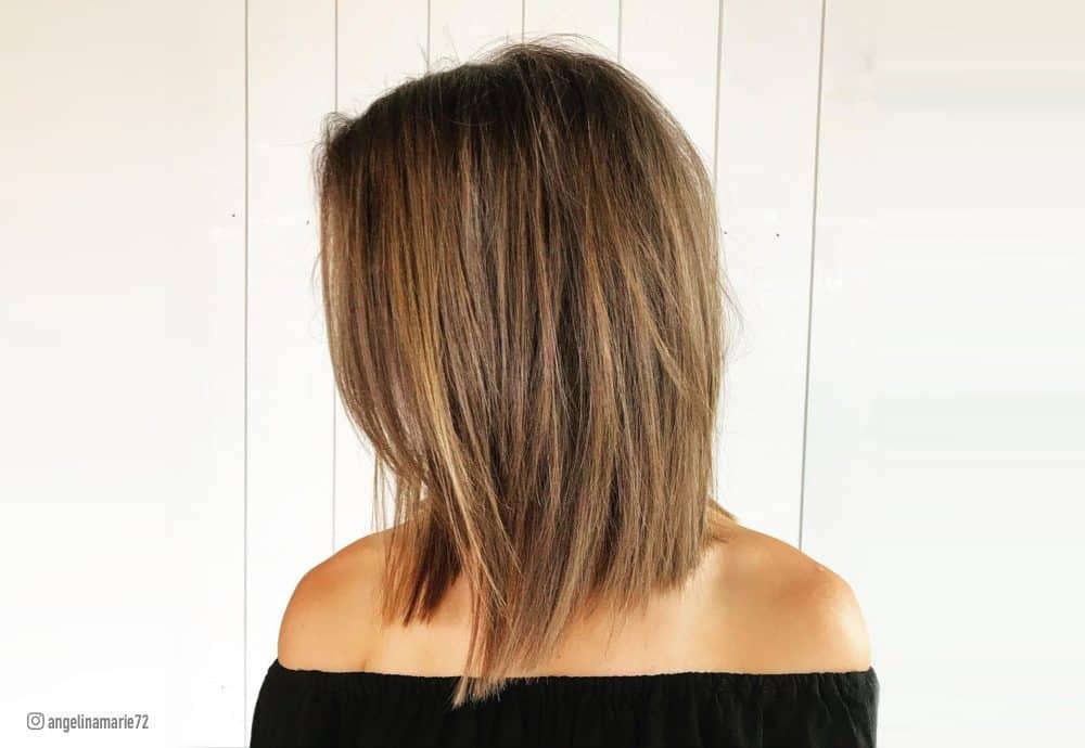 22 Medium Length Hairstyles For Fine Hair To Look Fuller