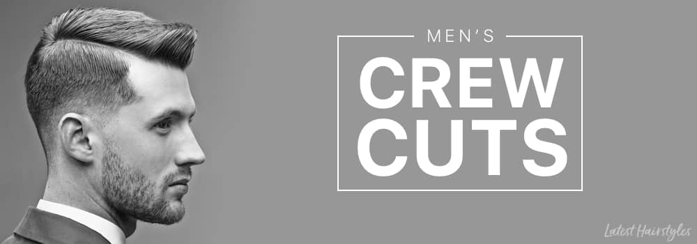 18 Best Crew Cut Ideas For Men Updated For 2018