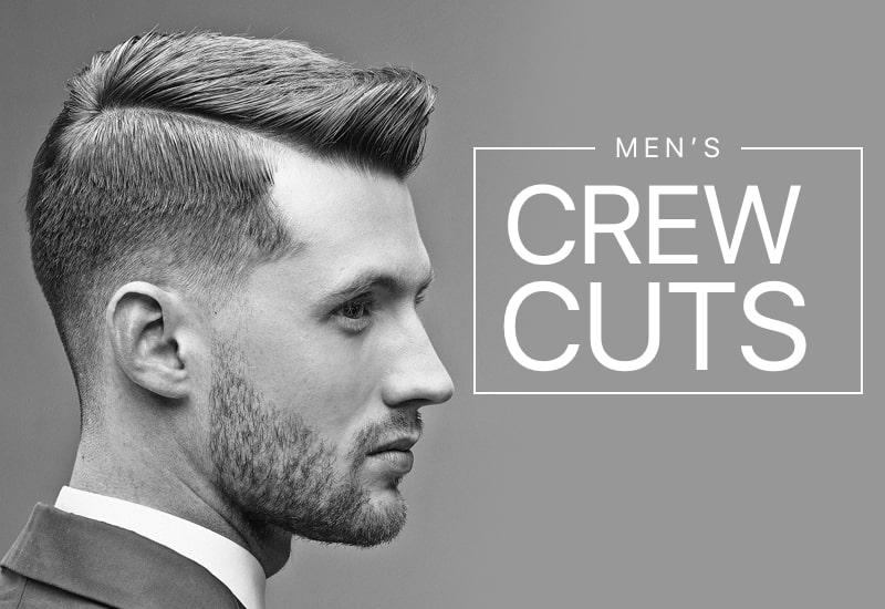 17 Best Crew Cut Ideas for Men (Updated for 2019)