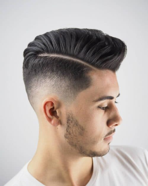 Designed Fade Haircut
