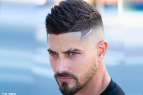 19 Short Fade Haircut Ideas For A Clean Look In 2020