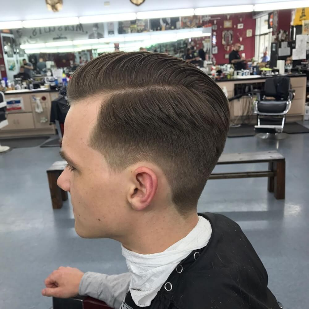 Young Professional hairstyle