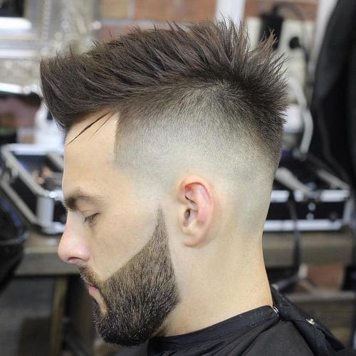 Fade Haircut And Hairstyles For 2021