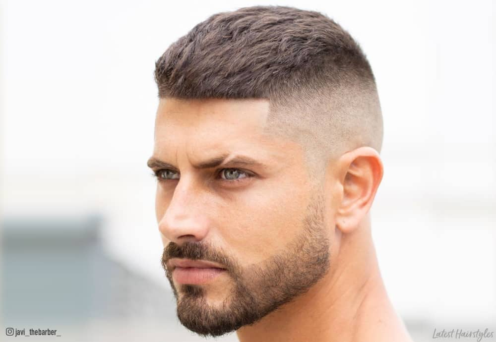 19 Short Fade Haircuts The Best Looks For Men In 2021