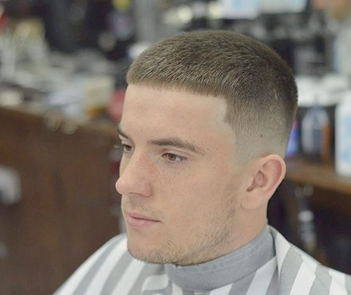 49 Best Short Haircuts For Men In 2018