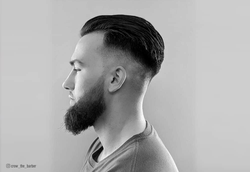 14 Awesome Slicked Back Hairstyle Ideas For Stylish Guys