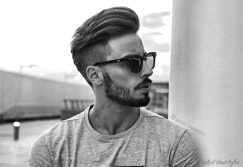 24 Undercut Haircuts + Hairstyles For Men (2019 Update