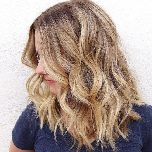 Gorgeous Beach Waves For Short Hair 14 Examples To Copy