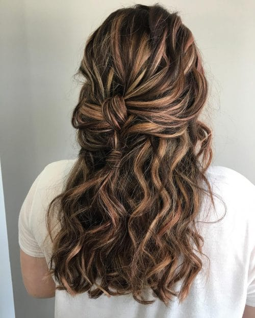Messy Chic hairstyle