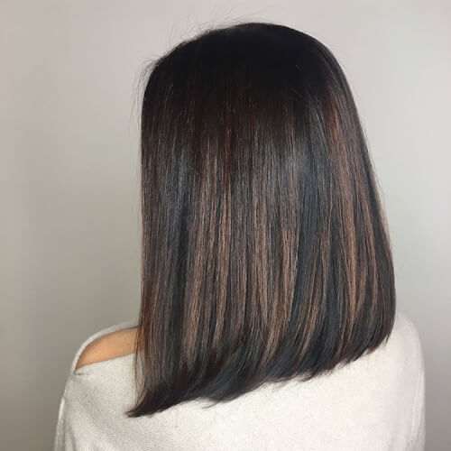 Shoulder-Length Beauty hairstyle