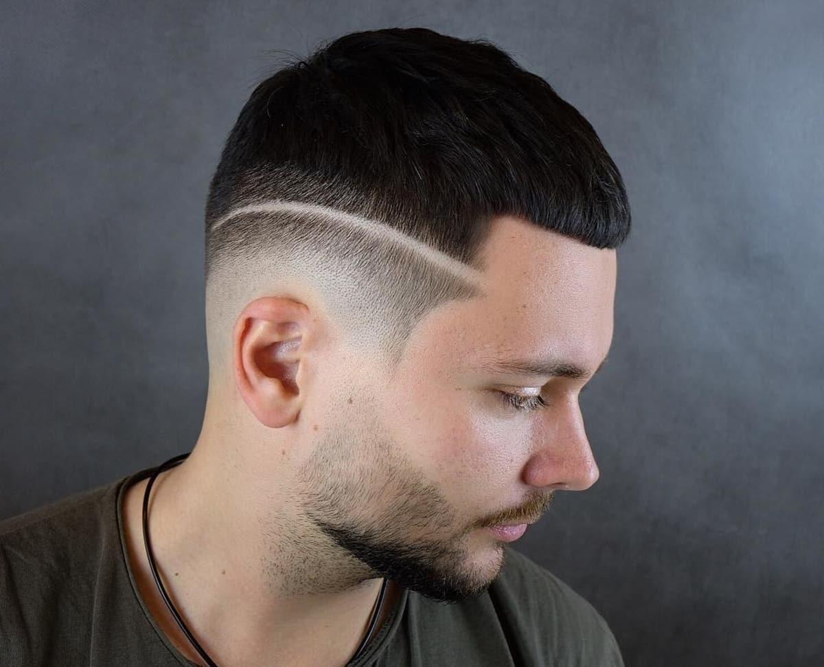 El corte de pelo secreto con barba