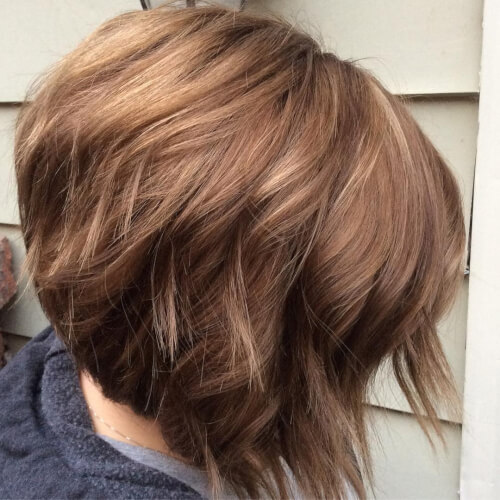 mocha swirl light brown hair color