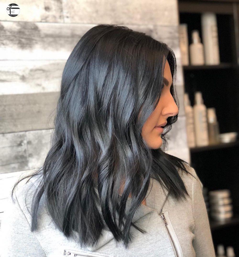 Modern & Trendy Beach Waves hairstyle
