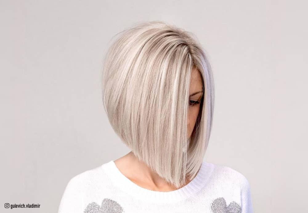 37 Modern Inverted Bob Haircuts Women
