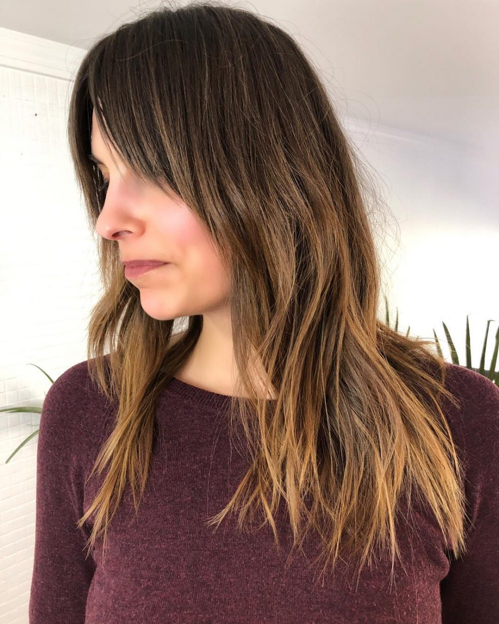 Long Shag Haircuts 33 Examples For 2019