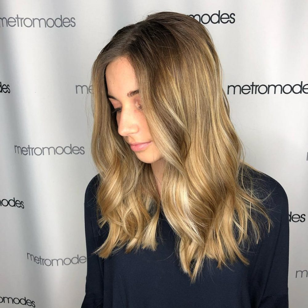 Modern Simplicity hairstyle