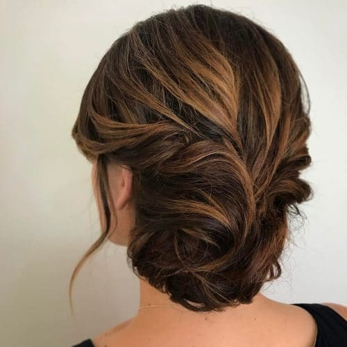 Modern Classic hairstyle