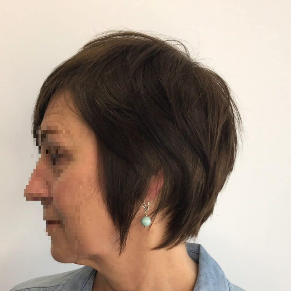 latest ladies haircut 43 youthful hairstyles for 50 with 6070 | modern pixie 1