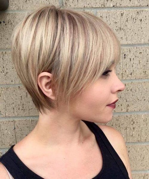31 Cute Easy Short Layered Haircuts Trending In 2021