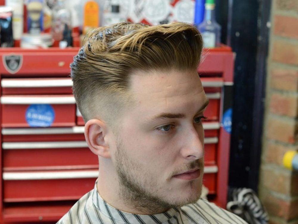 Modern Twist hairstyle