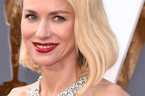 Naomi Watts - Best Oscars Hairstyles 2016