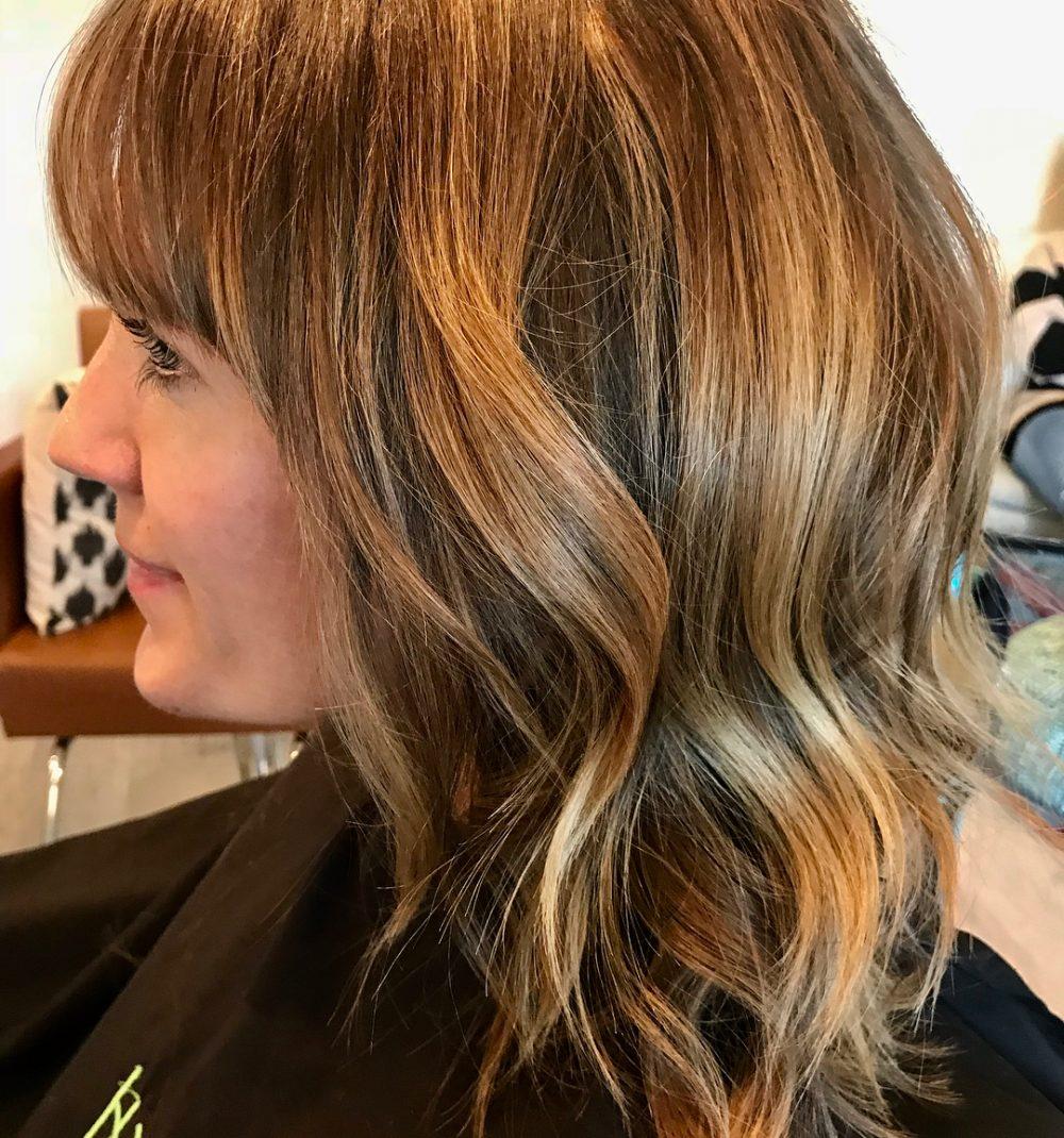 34 Sweetest Caramel Highlights On Light To Dark Brown Hair 2018