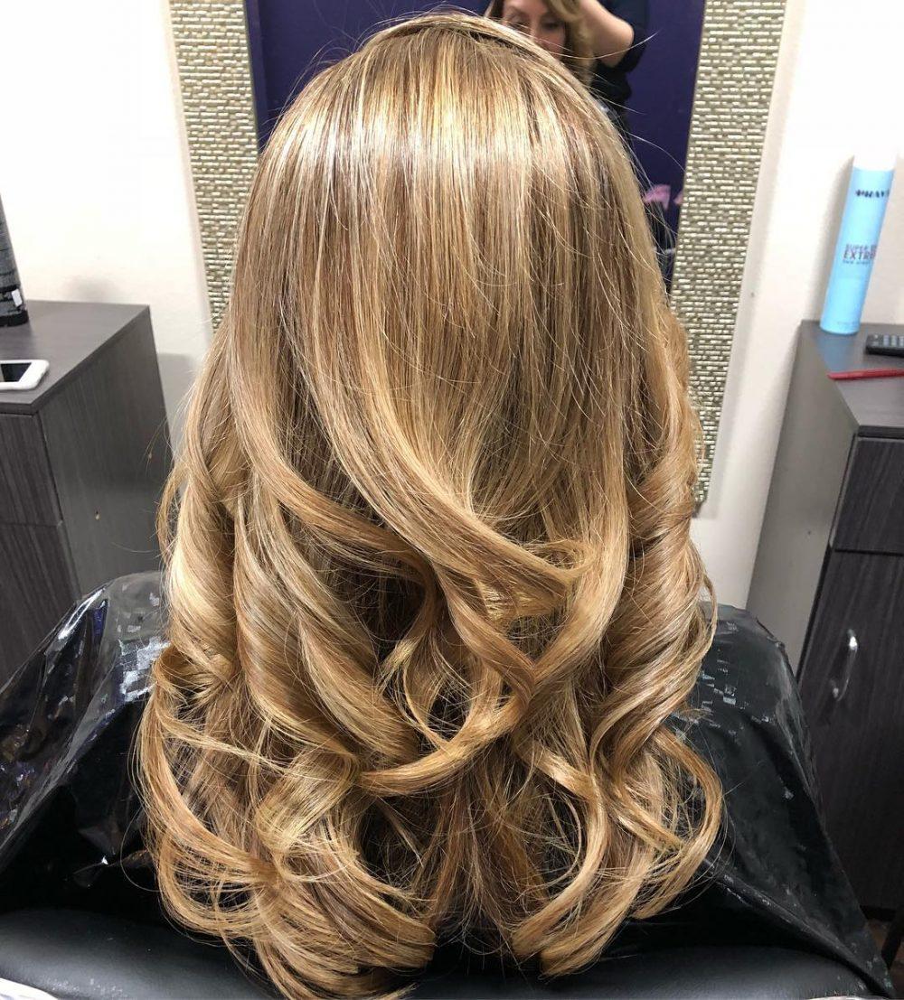 Natural Ash Caramel Blonde