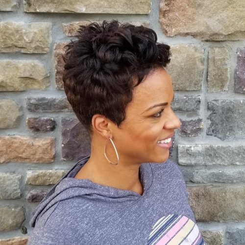 25 Best African American Hairstyles Haircuts For 2020
