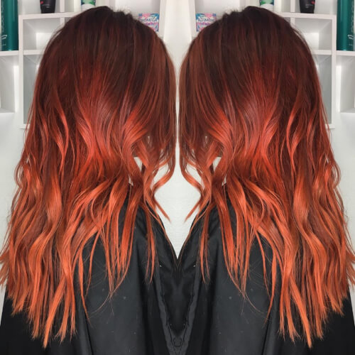 Hair Trend Https Artificialreality News Glow In The Uv Light Phoenix Is New Color Via 9gag Responsepic Twitter Com Wdlp5szffp