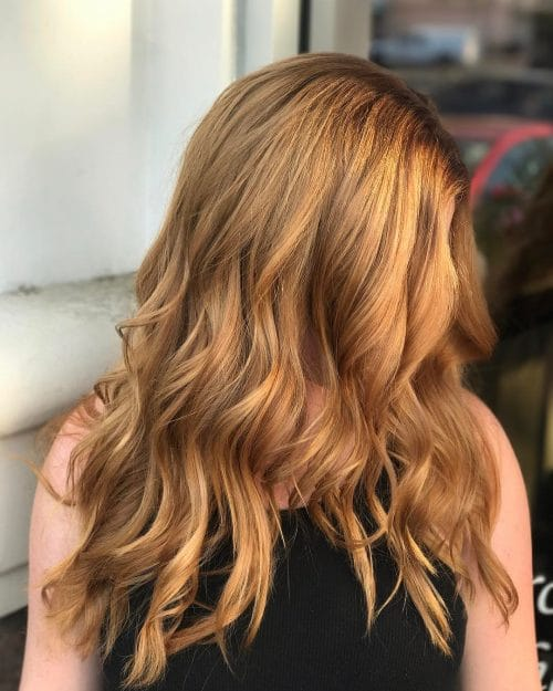 42 Copper Hair Color Shades For Every Skin Tone In 2018