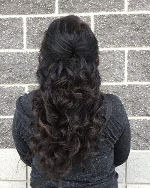 27 Easy Diy Date Night Hairstyles For 2021