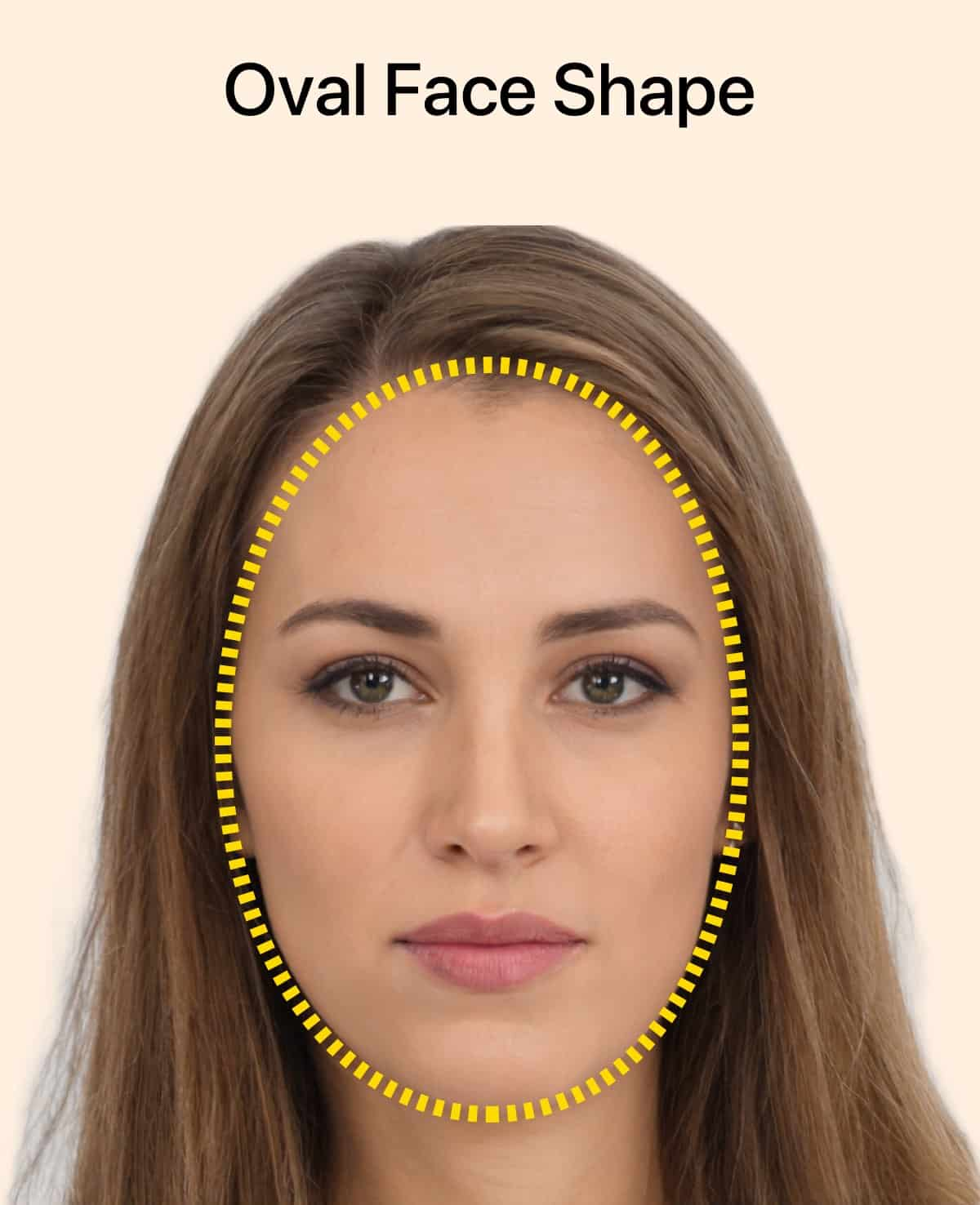 What Is My Face Shape How to Determine In 15 Steps + Flattering Look