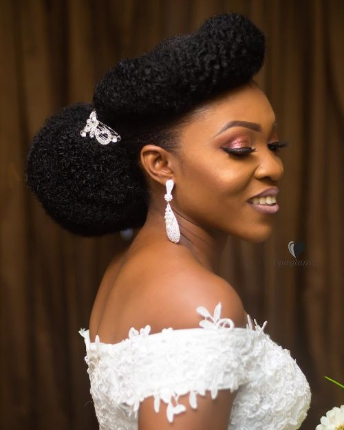 24 Amazing Prom Hairstyles for Black Girls for 2021