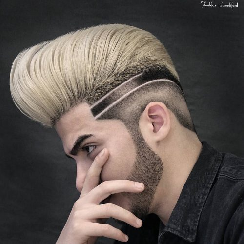 14 Awesome Haircut Designs For Men Trending In 2020