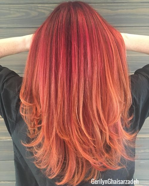 37 Stunning Red Hair Color Ideas Trending In 2020