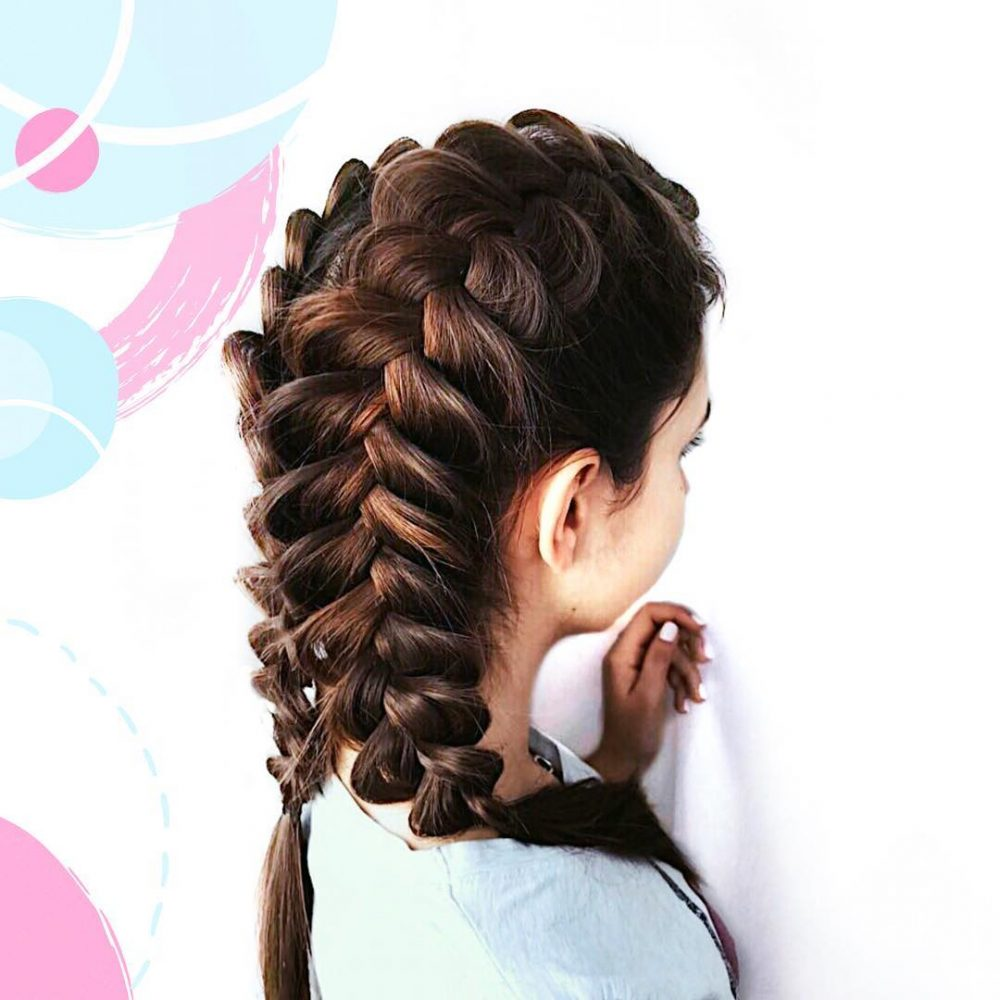 12 Sexiest French Braid Hairstyles That Are Easy to Try