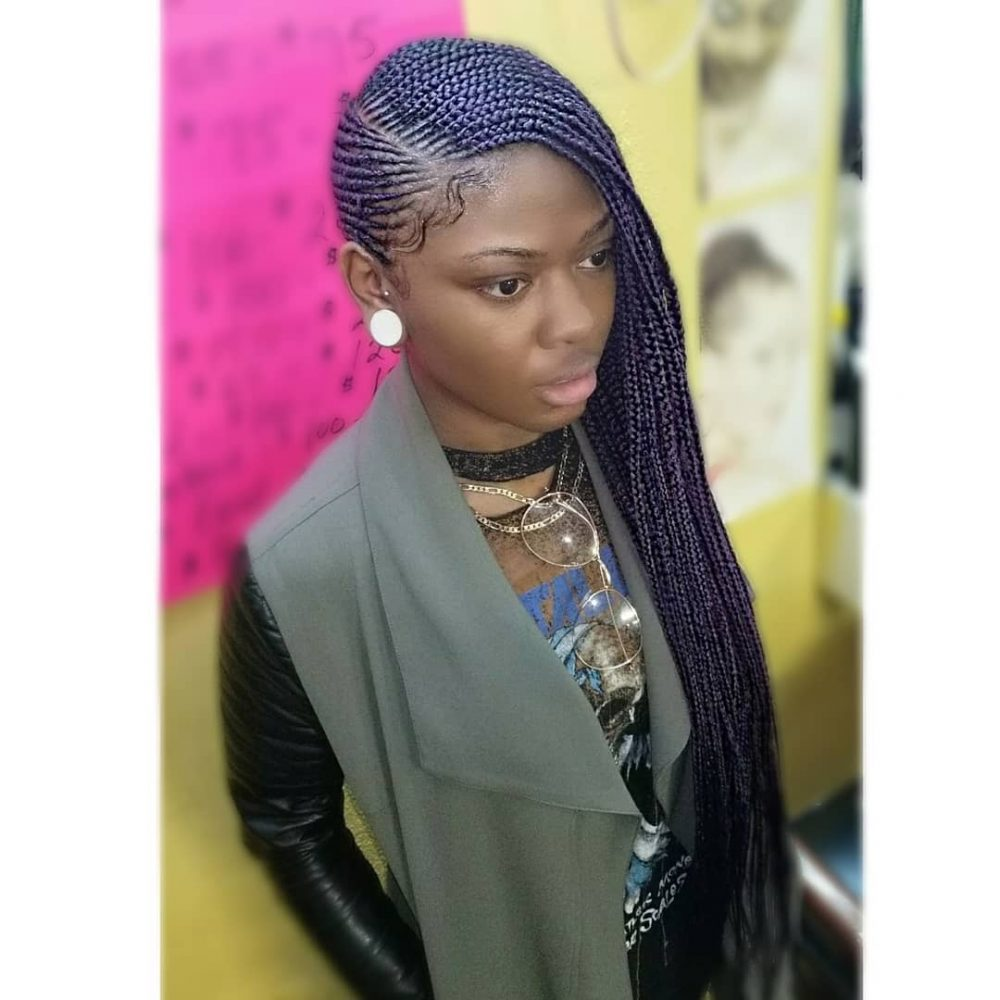 Instagram @braidqueen_