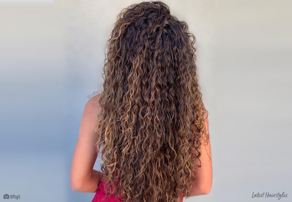 15 Most In Demand Long Perm Hair Ideas Right Now