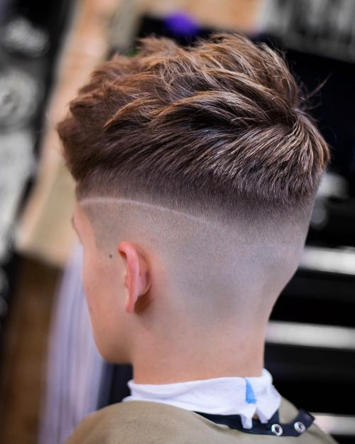 46 Tight Fade Haircuts For Men 2018