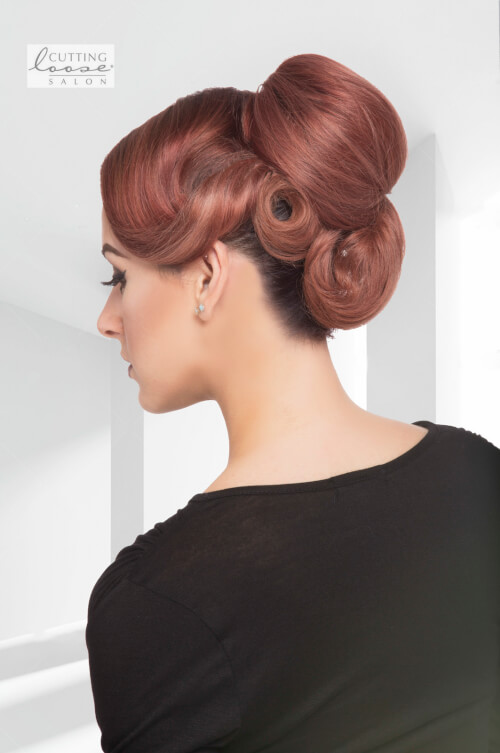 Magnificent 30 Pin Up Hairstyles That Scream Quotretro Chicquot Tutorials Included Short Hairstyles Gunalazisus
