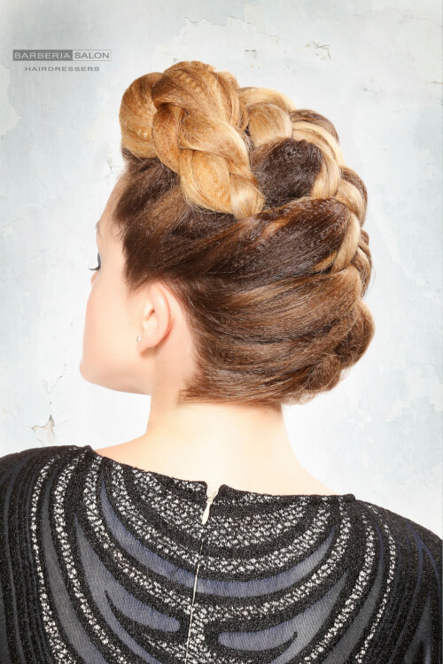Peachy 30 Pin Up Hairstyles That Scream Quotretro Chicquot Tutorials Included Short Hairstyles Gunalazisus