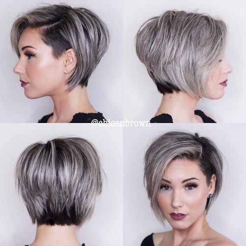 Hair trends 2018 women
